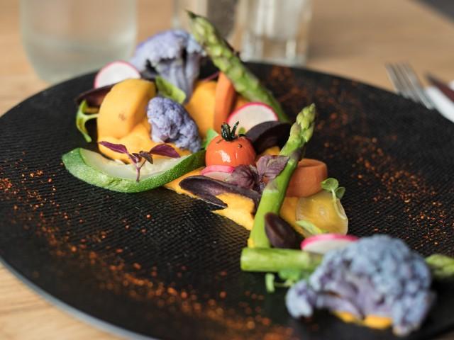 ARTY L'assiette végétarienne