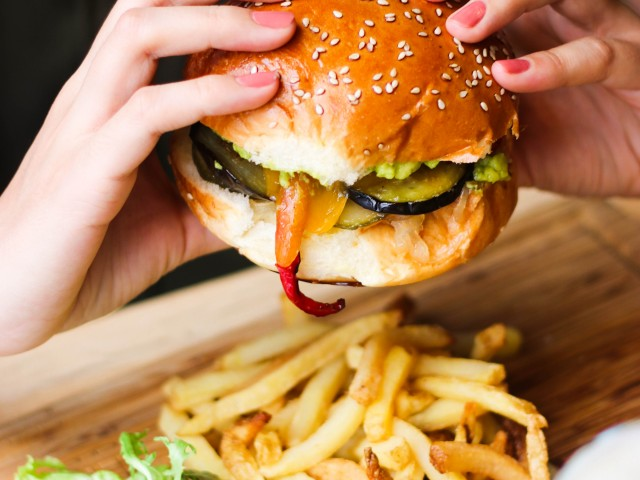 ARTY Veggie Burger